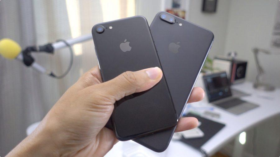 Перезагрузка iPhone 7 и iPhone 7 ПЛЮС