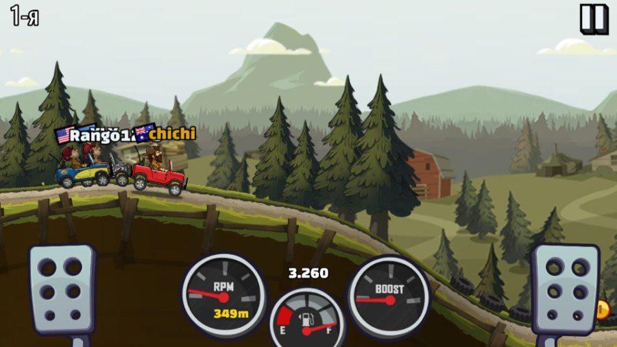 Прохождения кубка в Hill Climb Racing 2