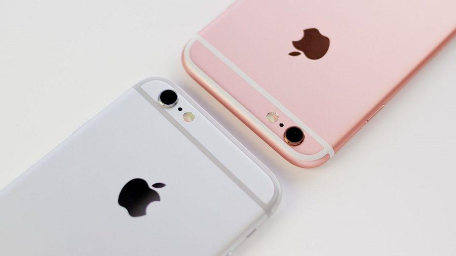 Разница в аккумуляторе и камере между айфонов 6 и 6S