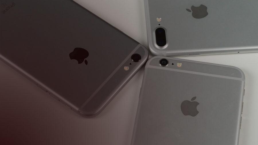 Чем отличается iPhone 6S PLUS от iPhone 7 PLUS