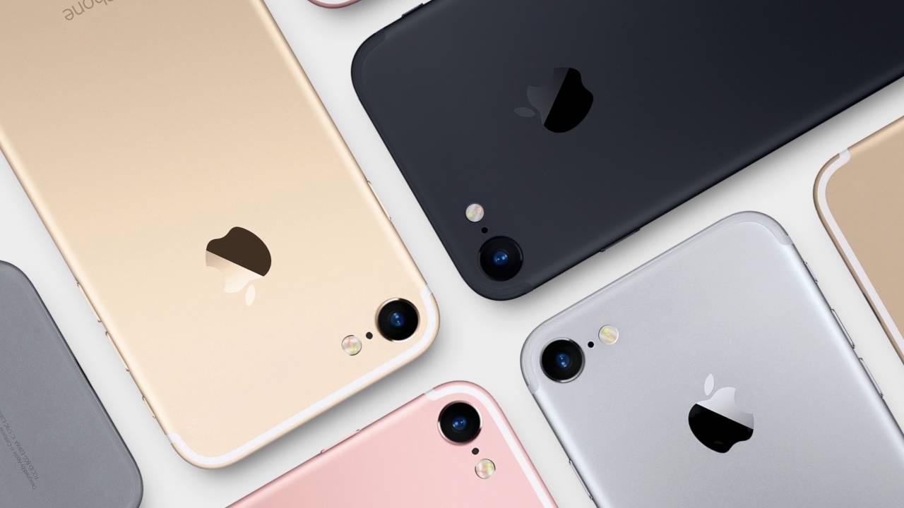 выбор цвета айфон 7 для девушки