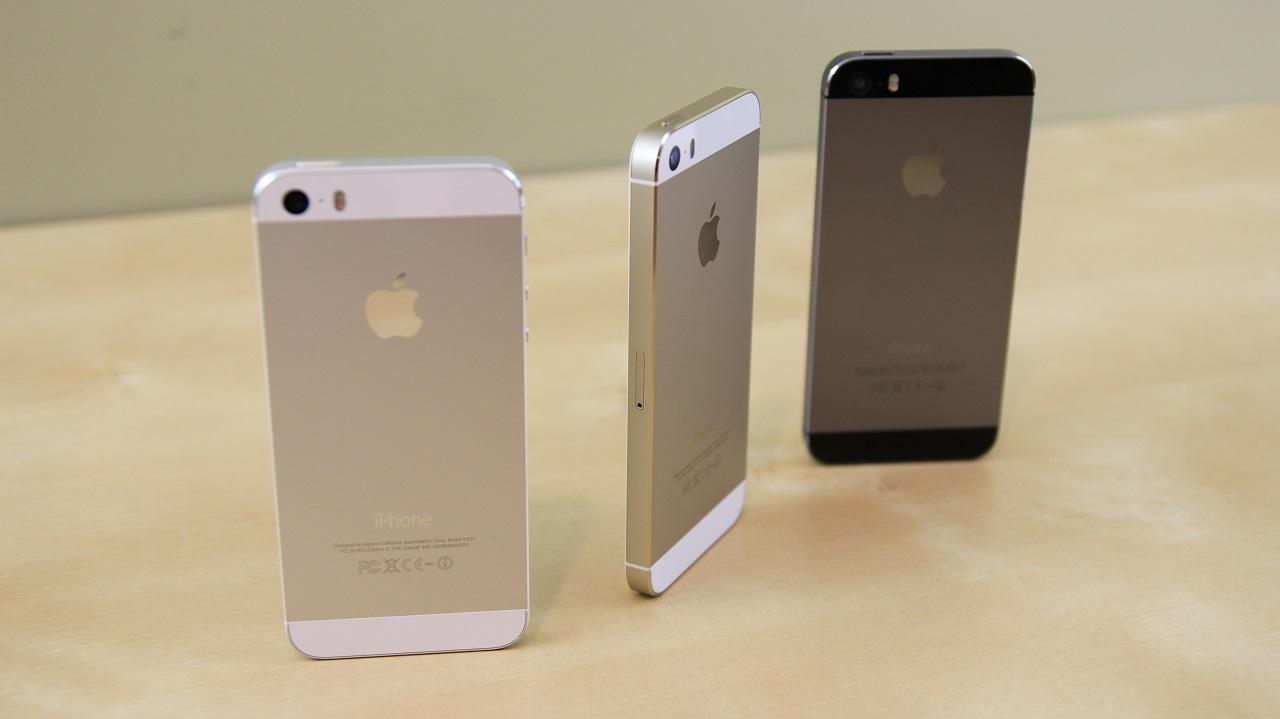5с айфон фото цвета