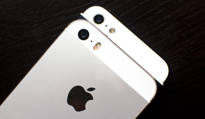 какой айфон лучше 5 или 5s