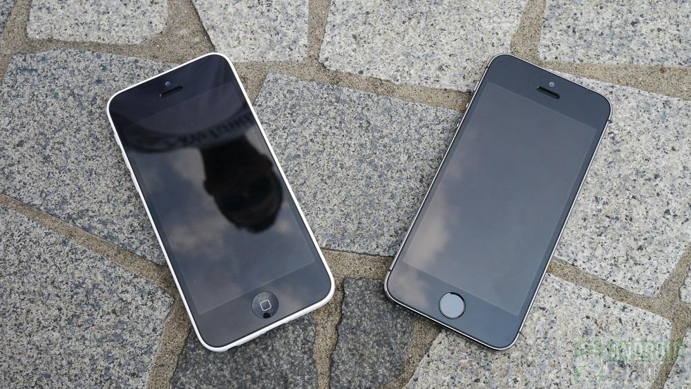 какой айфон лучше 5s или 5c