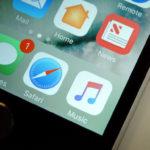 Пропала иконка музыки на айфоне, как вернуть?