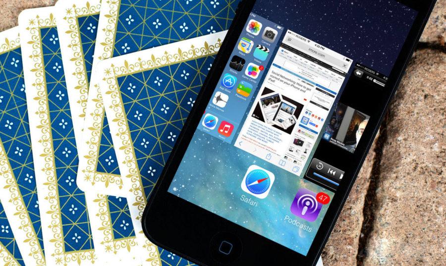 как закрыть работающие приложения на айфоне