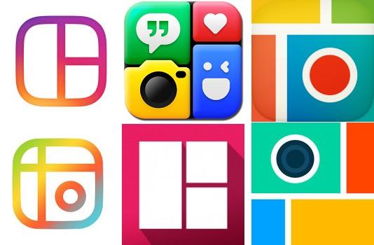 приложение для коллажей на iphone