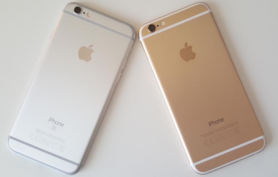 разница между айфоном 6 и айфоном 6S