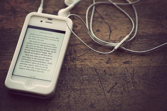 скачать книгу на айфон