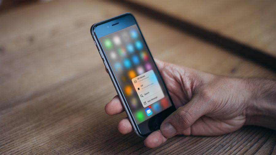 что такое 3D Touch на iPhone