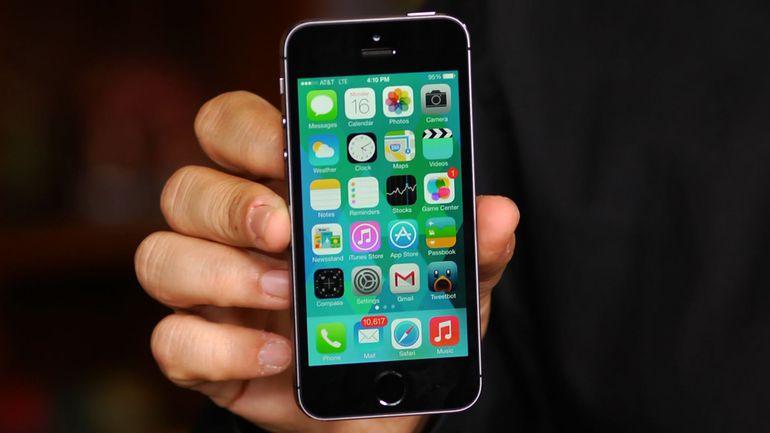 ядра в айфоне 5, 5S,5С, SE
