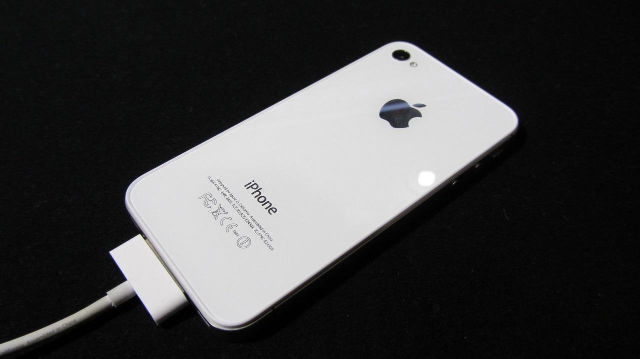 30 pin зарядка для айфона
