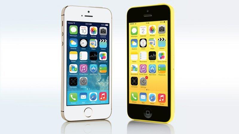 iphone 5c vs iphone 5s сравнение