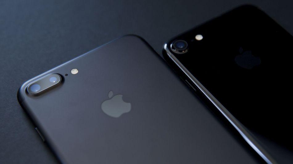 iphone 7 jet black vs black