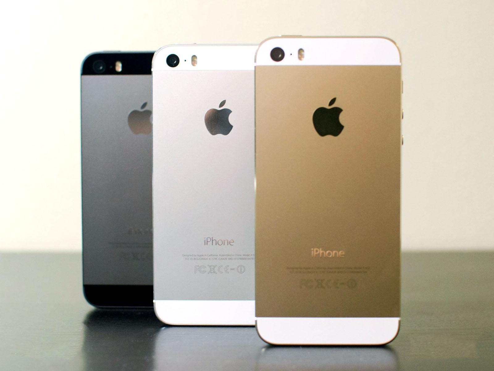 айфон 5 s фото все цвета фото