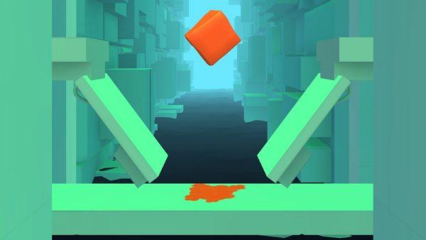 Игра про прыгающее желе