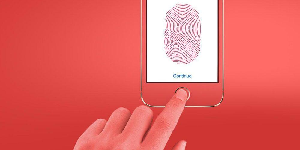 Не работает Touch ID на айфоне