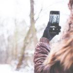 Почему iPhone выключается на морозе?