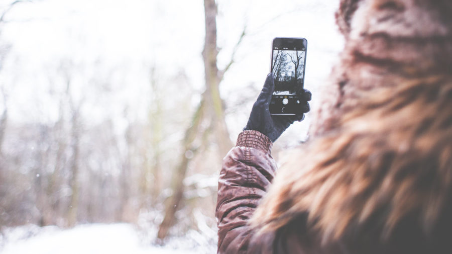 айфон выключается на морозе