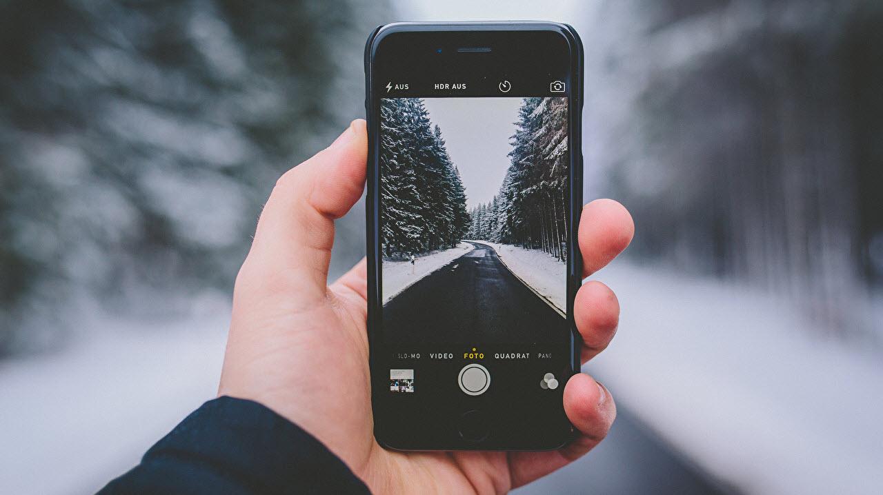 айфон отключается на морозе