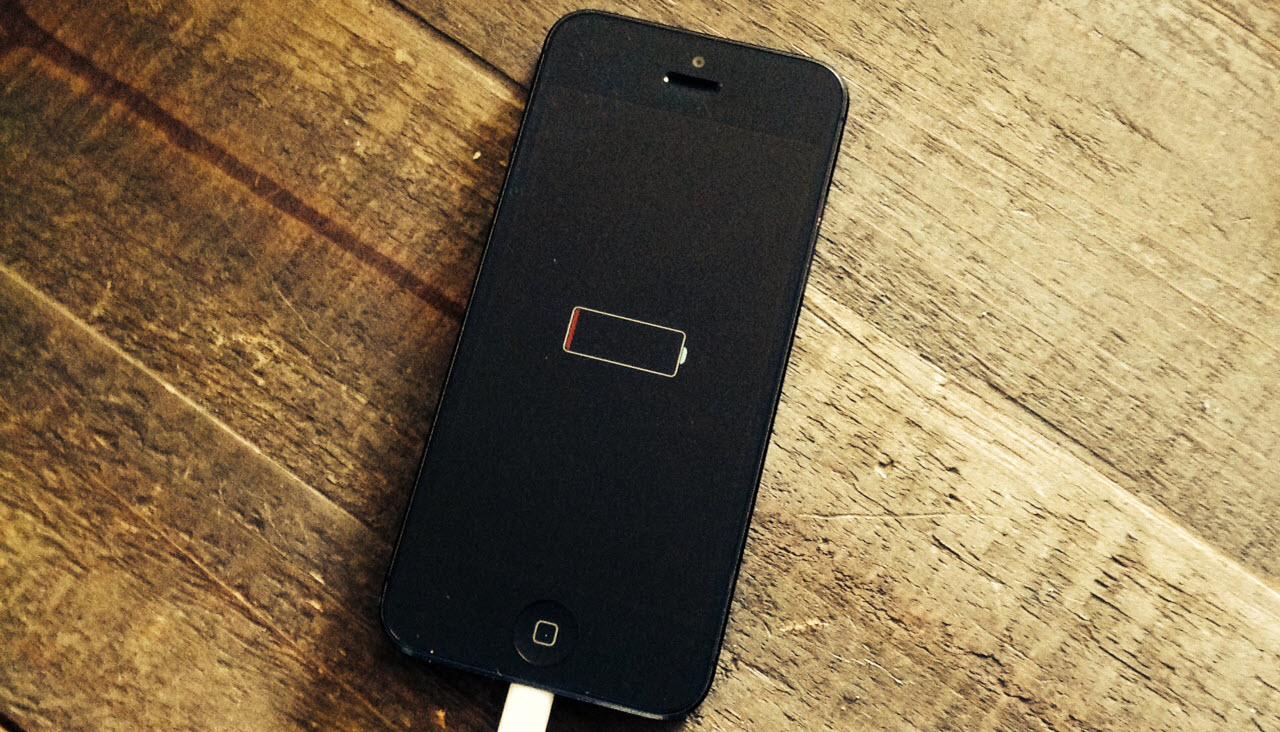 быстро садится батарея на айфоне