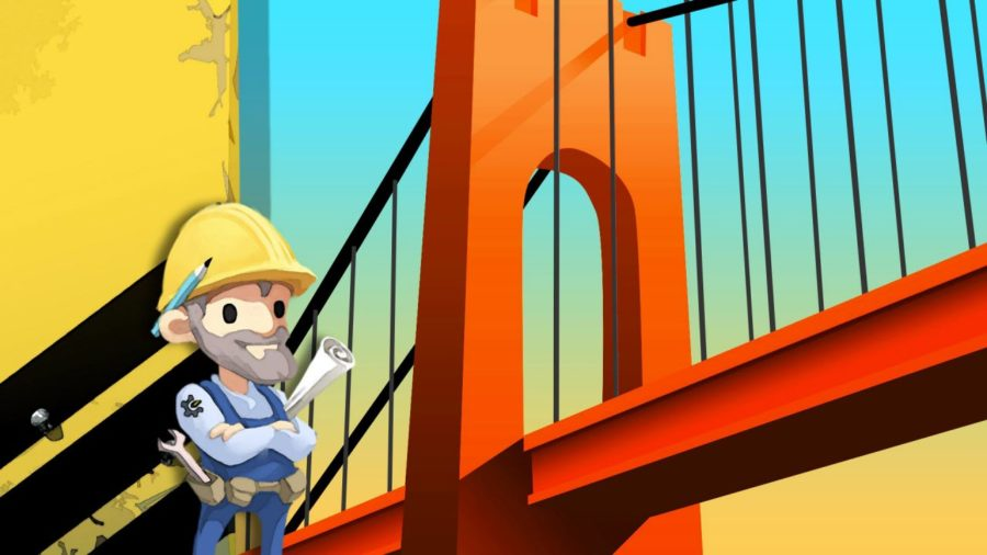 игра, где строить мосты