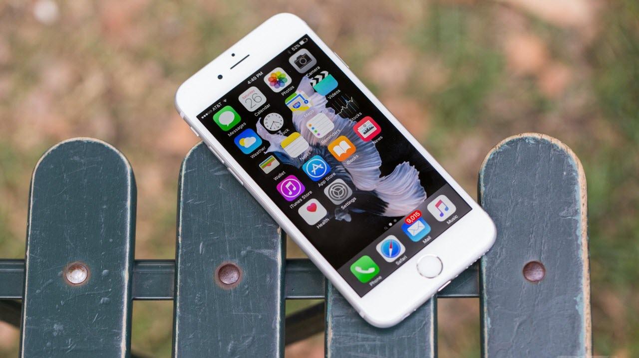 изменить звук блокировки на айфоне