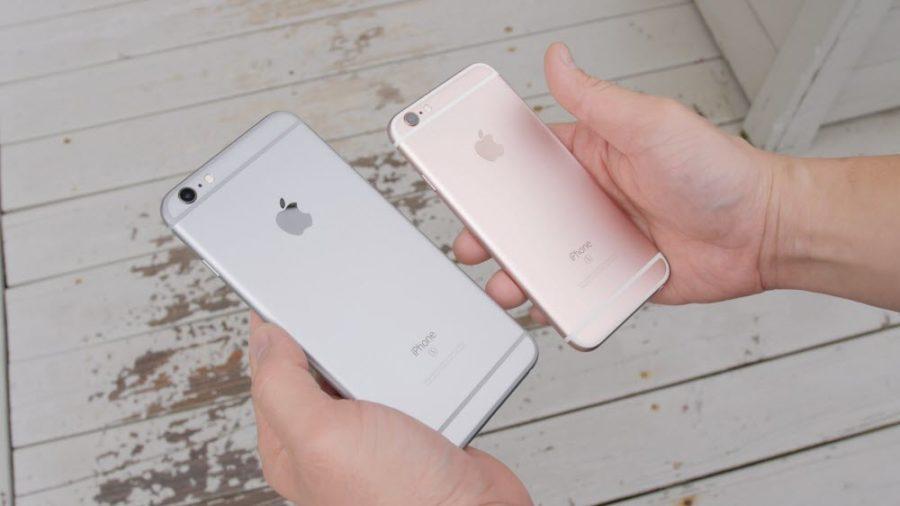 какой айфон лучше выбрать 6s или 6s plus