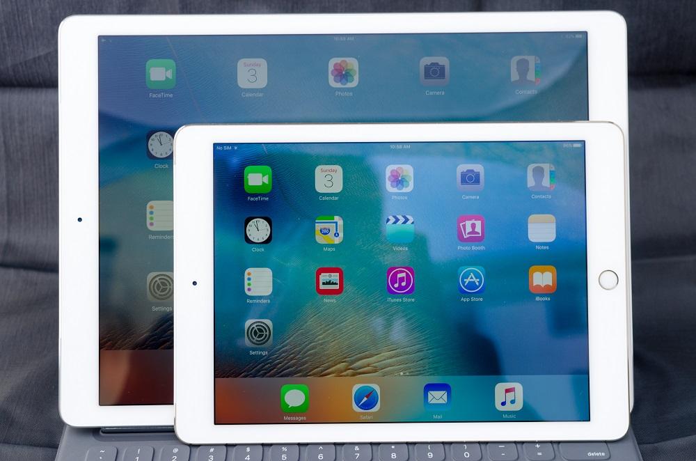 камера на iPad Pro