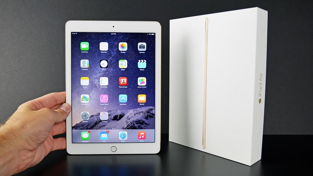 камера на iPad air, air 2