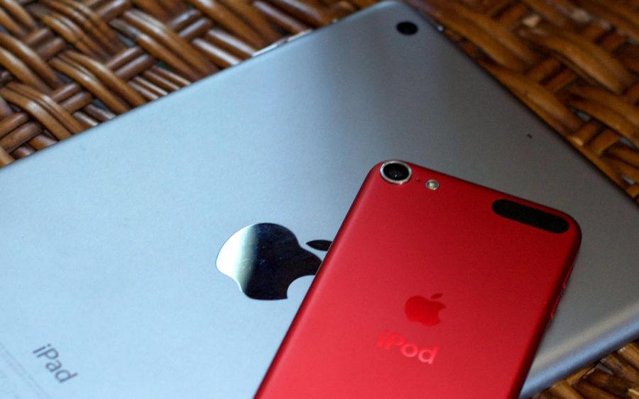 отличие между iPad и iPod