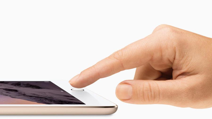 почему не работает touch id на айфоне