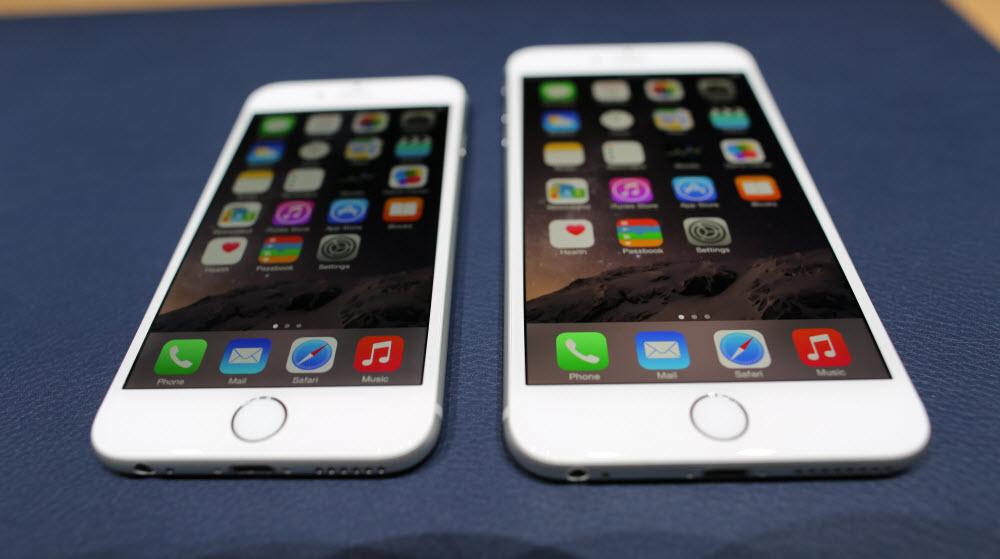 сравнение производительности iPhone 6S и iPhone 6S PLUS