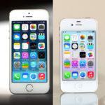 Чем отличается iPhone 4S от iPhone 5S?