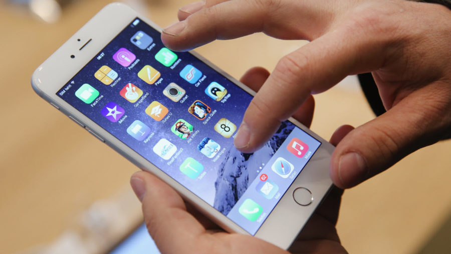 уменьшение движения на iPhone