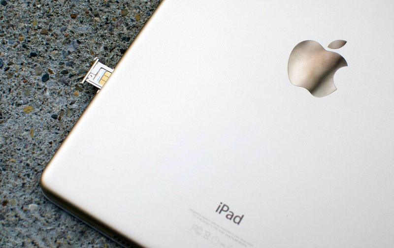 формат сим-карты на ipad