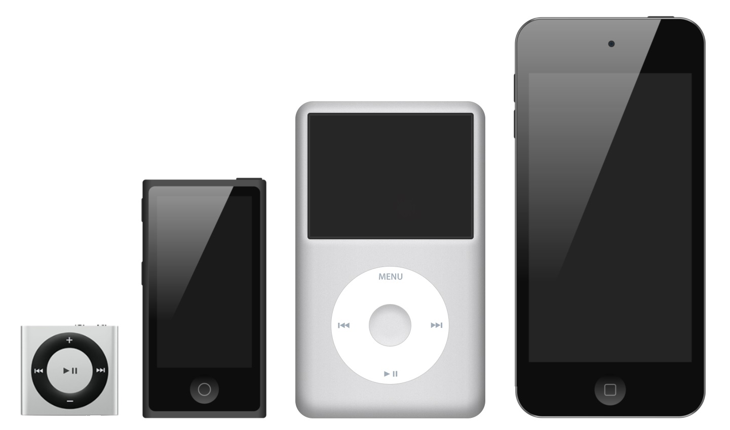 apple s ipod an innovative and creative Creative nomad vs ipod: and a swath of lesser-known firms joined creative lab in releasing innovative at apple, it seems that part of the ipod's success.