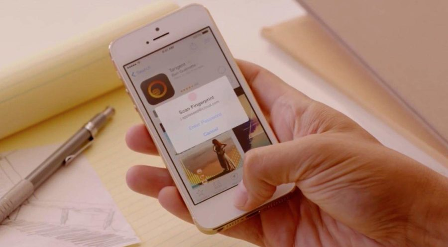Что такое Тач Айди на айфоне 5S, 6, 6S, 6 PLUS, 6S PLUS, SE, 7, 7 PLUS, Guide-Apple