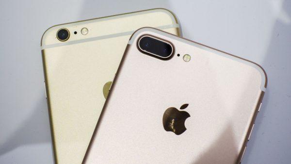 iPhone 6 PLUS VS iPhone 7 PLUS