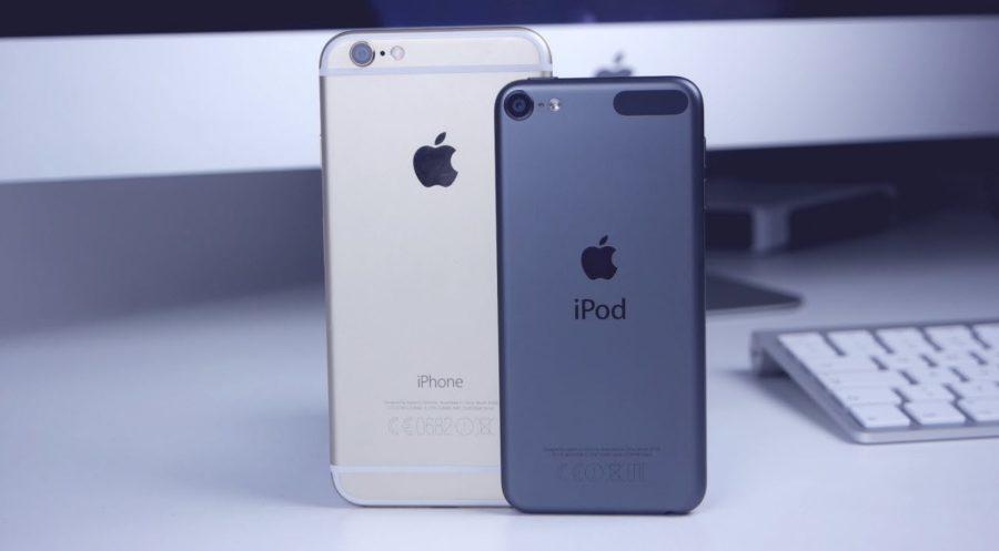 iPod VS iPhone