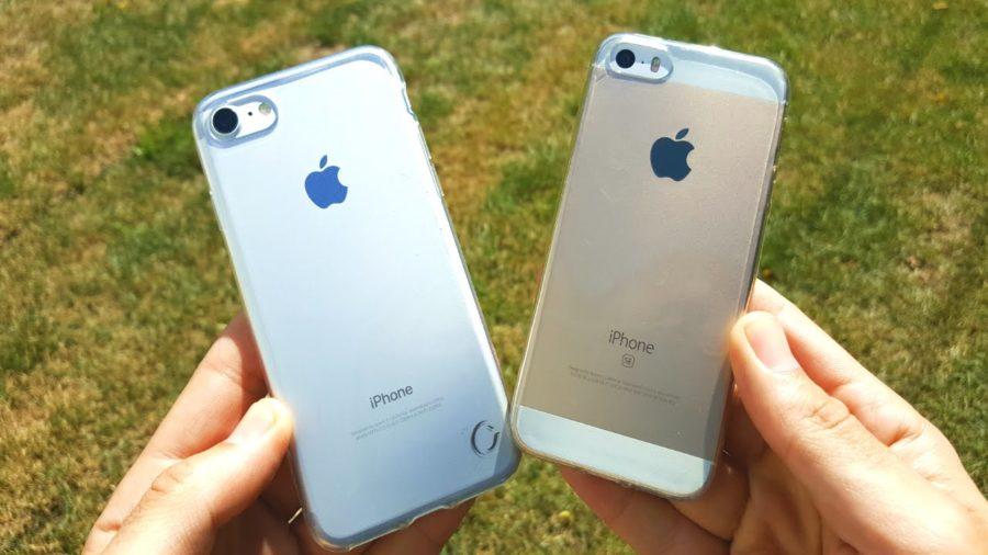 iphone se vs iphone 7