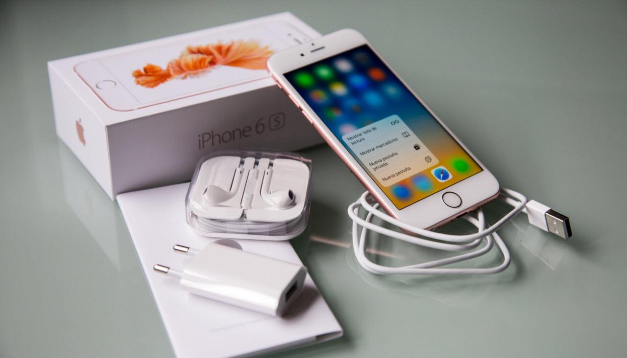 Что означает А1688 для iPhone 6S и А1687 для iPhone 6S PLUS