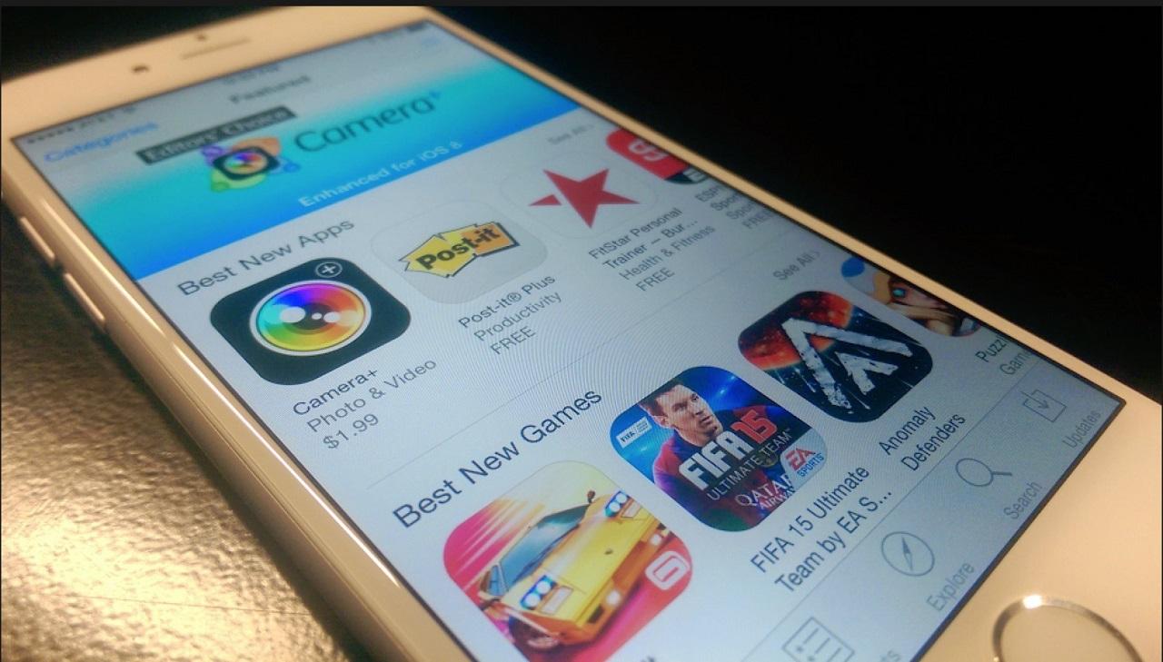 английский язык в app store