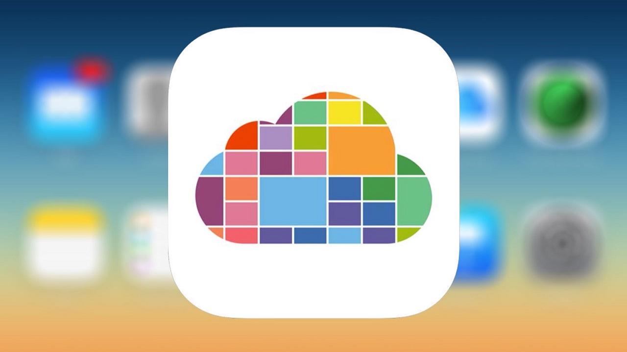 облако в app store