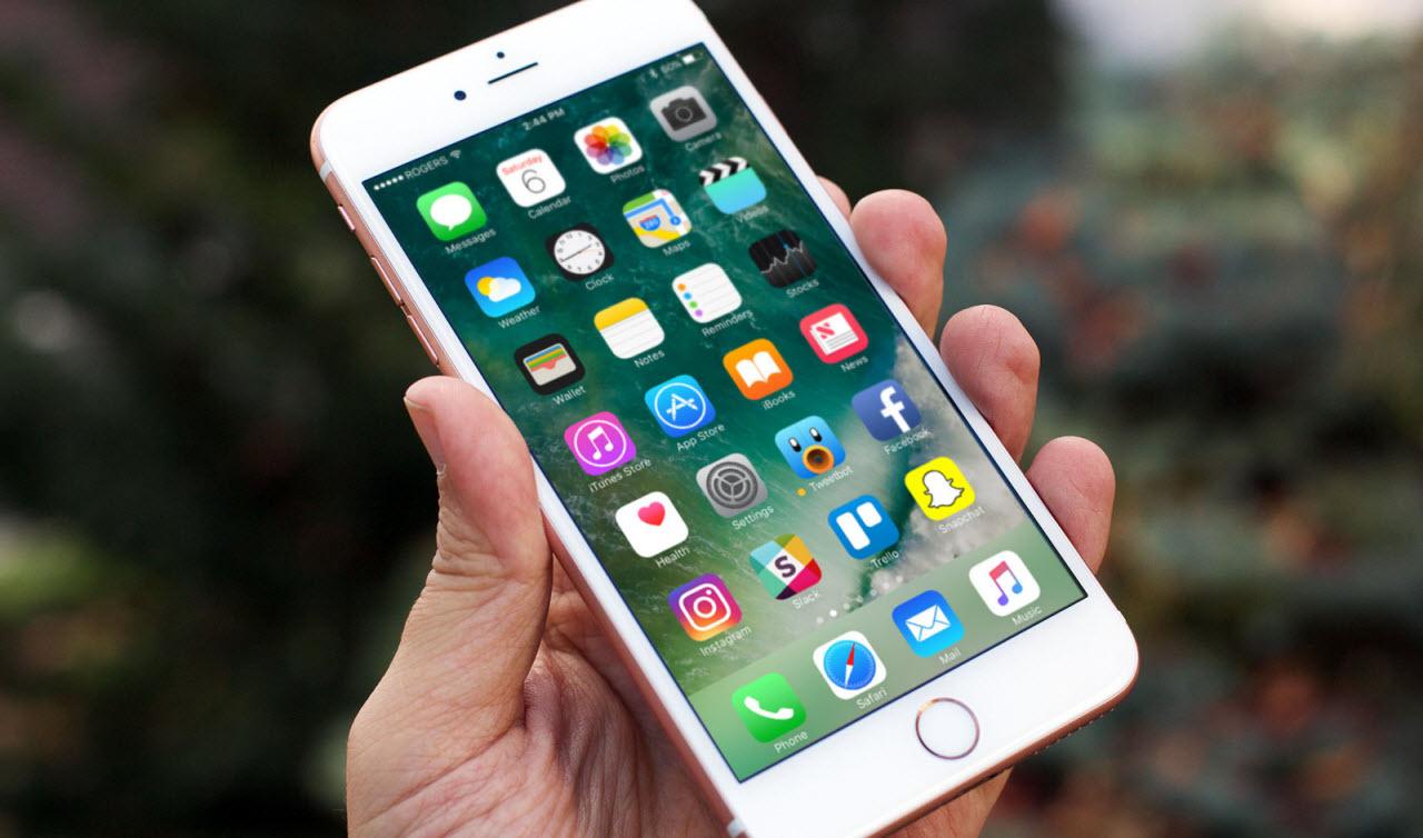 проверяем ios и функциональность айфона