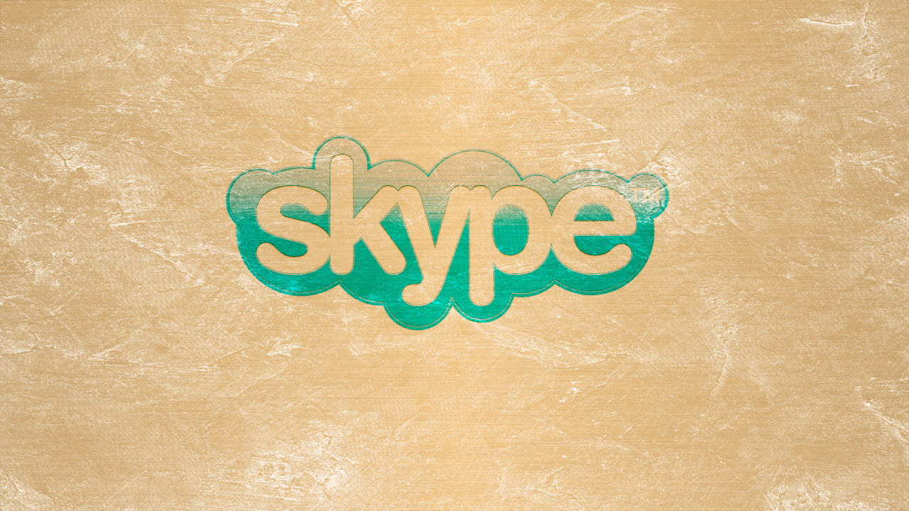 Metroui, skype icon.