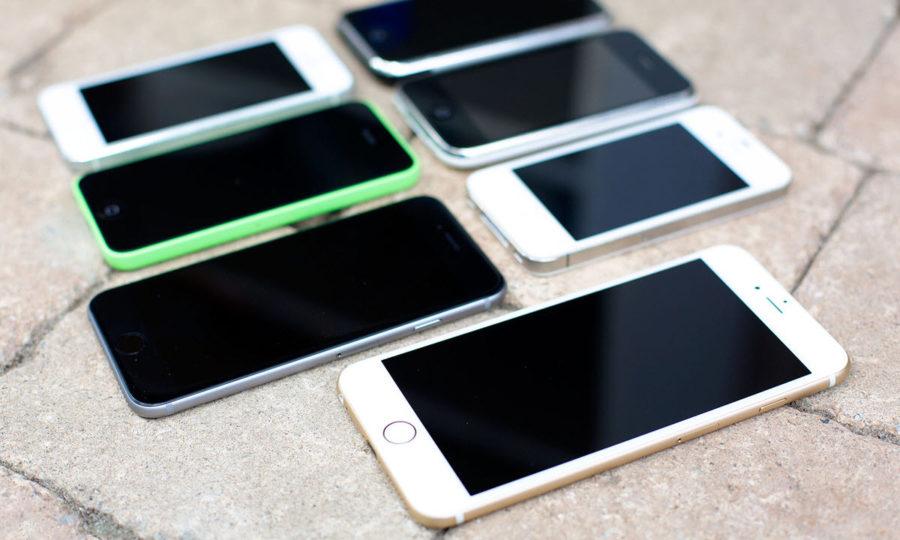 что делать при зависании айфона