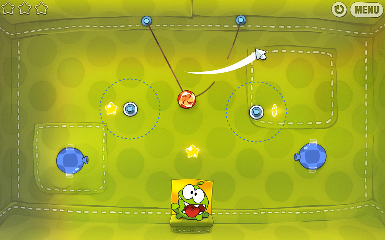 Cut the Rope_ScreenShot