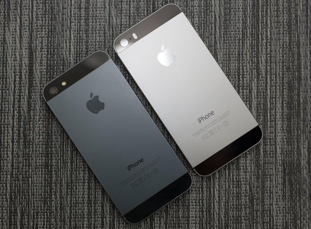iPhone 5_iPhone 5S