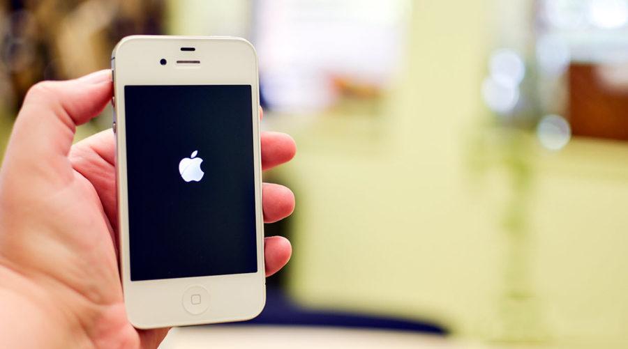 Как быстро сделать фото на айфоне